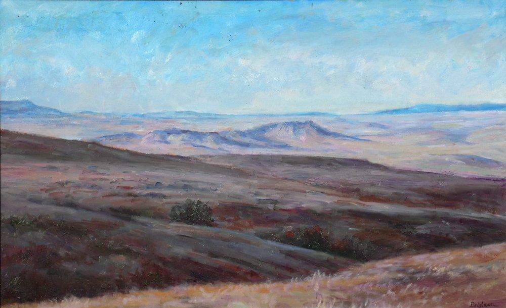 """""""Far Away and Long Ago"""" by Mack Brislawn"""
