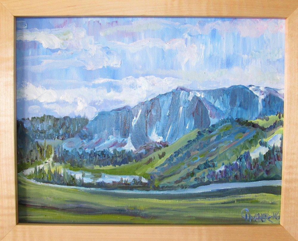 Oil Painting by Celeste Havener