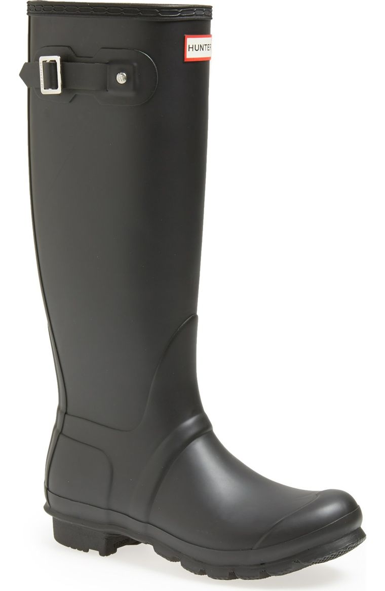 3. Hunter Original Tall Matte Boots