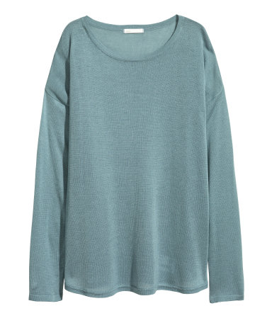 5. HM Fine Knit Sweater