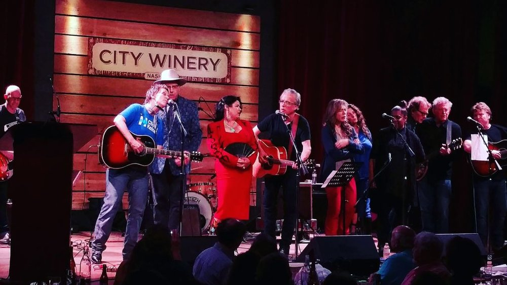 Mary Gauthier City Winery Nashville