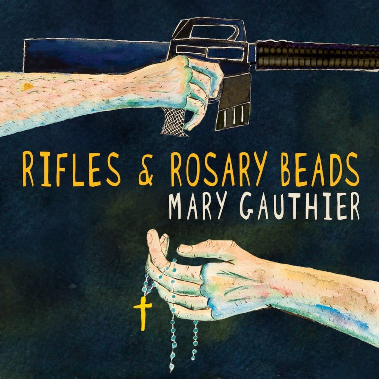 Rifiles & Rosary Beads | Mary Gauthier