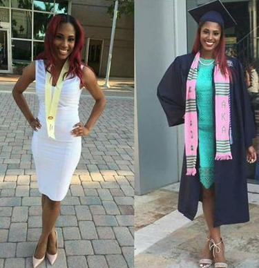 Alexandra Dean graduated from nursing school in April 2016. She died in June.
