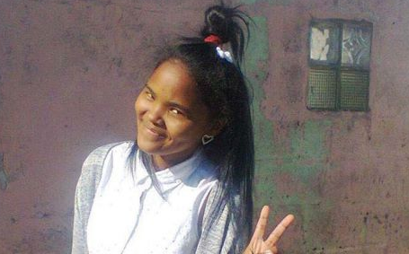 The badly mutilated body of Lekita Moore, 18, was found in a Cape Town, South Africa field on September 11, 2016. Her neck and stomach had been slashed with a knife. Parts of her nipples and genitals were cut out as well. A suspect is in custody.