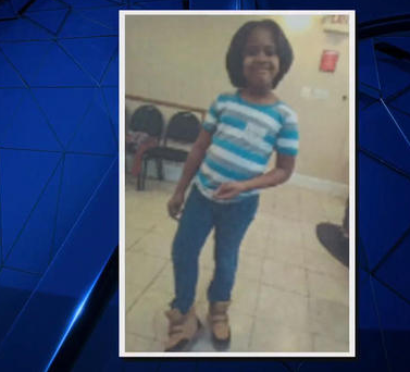 Eight-year-old Gabby Hill-Carter was shot in the head on a Camden, New Jersey street on August 24, 2016. An 18-year-old has been arrested.