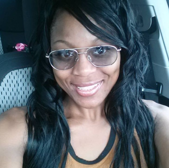 Latasha Rucker, 36, was found in Texas woods in Liberty County in August 2016. A man she was involved with has been charged with murder.