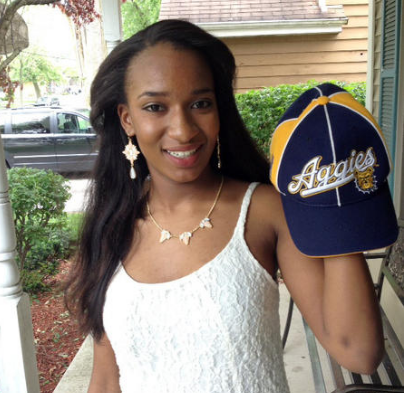 Alisia Dieudonne was a 19 year-old North Carolina college student who was shot dead October 3, 2016 near North Carolina A&T State University.