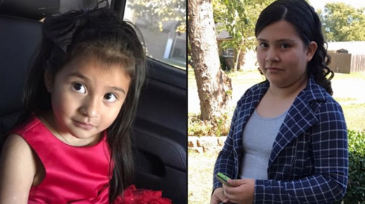 Four-year-old Ava was killed while Betzida Castillo, 10, and their mom were shot during a robbery in northwest Harris County on November 14, 2016.