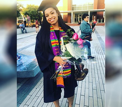 Cierra Ford, a 25-year-old Clark Atlanta University student, was found shot to death in her Sandy Springs, Georgia, apartment on November 25, 2016. Police have arrested three suspects.