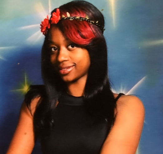 Tenisha Mallet, 21, was shot in the neck and died at the scene Saturday, February 11, 2017 outside a residence in Chicago's Austin neighborhood on the West Side.