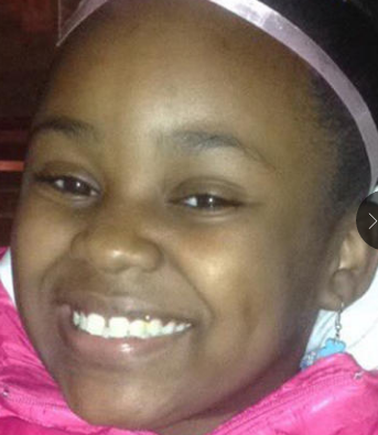 Eleven-year-old Takiya Holmes was fatally struck by a stray bullet shot by a gang member on a Chicago street on Saturday, February 11, 2017. Antwan C. Jones is being held in her slaying.