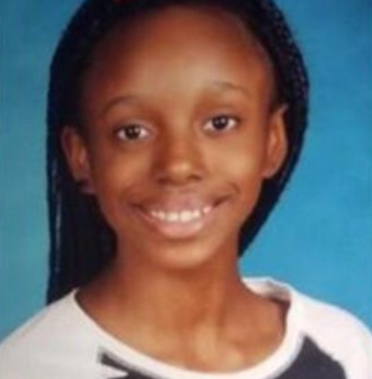 Abbiegail Smith, 11, was found stabbed to death Thursday morning, july 13, 2017 wrapped in blanket or comforter near the apartment building where she lived in Keansburg. An 18-year-old neighbor has been charged in the murder.