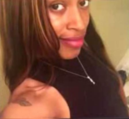 Airiyuanna Burston, 21, was shot and killed Thursday, Oct. 19, 2017 while riding in an SUV with her boyfriend and his cousin. The cousin has been charged in her death.