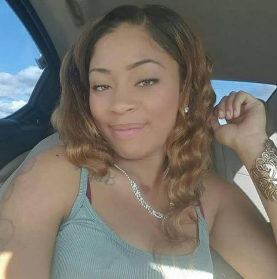 "Kaylin Simone Cole, 21, was gunned down Wednesday, Nov. 15, 2017 while sitting inside a car in Indianapolis. Authorities are calling the slaying a ""domestic"" situation."