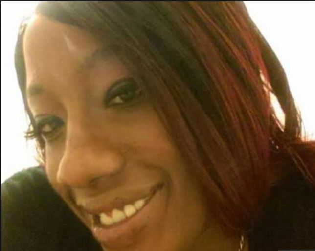 Kiesha Price, 30, was sitting inside the passenger seat of a BMW outside a Valero gas station about 11:30 p.m. on February 5, 2018, when two young men rode up on bicycles and tried to carjack her. She was shot dead during a struggle. Two suspects have been arrested.