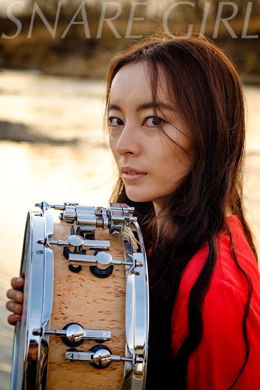 """ひかり、陰、シャープネス、ボケ、、、配置、奥行き、バランス。。。。それらはレコーディングにも絶対必要な『立体要素』。。。。。photo by Tomoyuki Shikama from SNARE GIRL """"RACCO"""""""