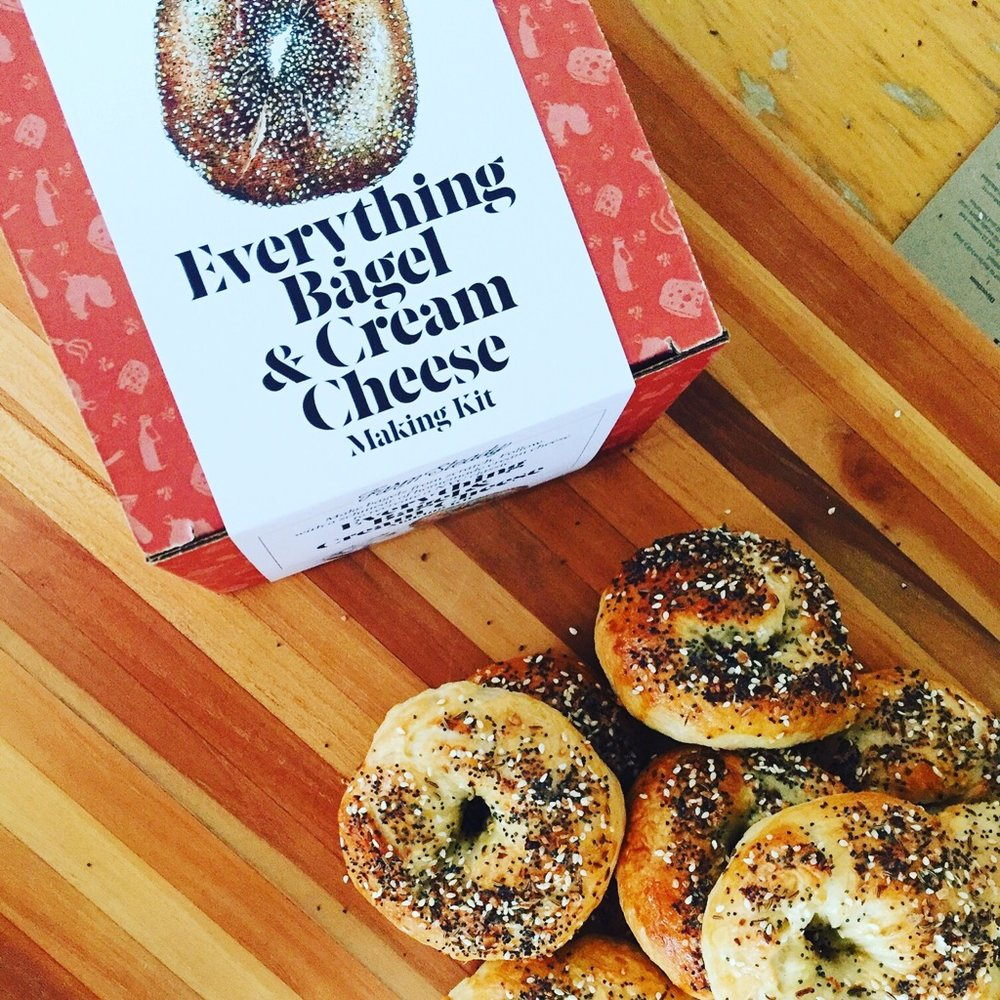 Everything Bagels -