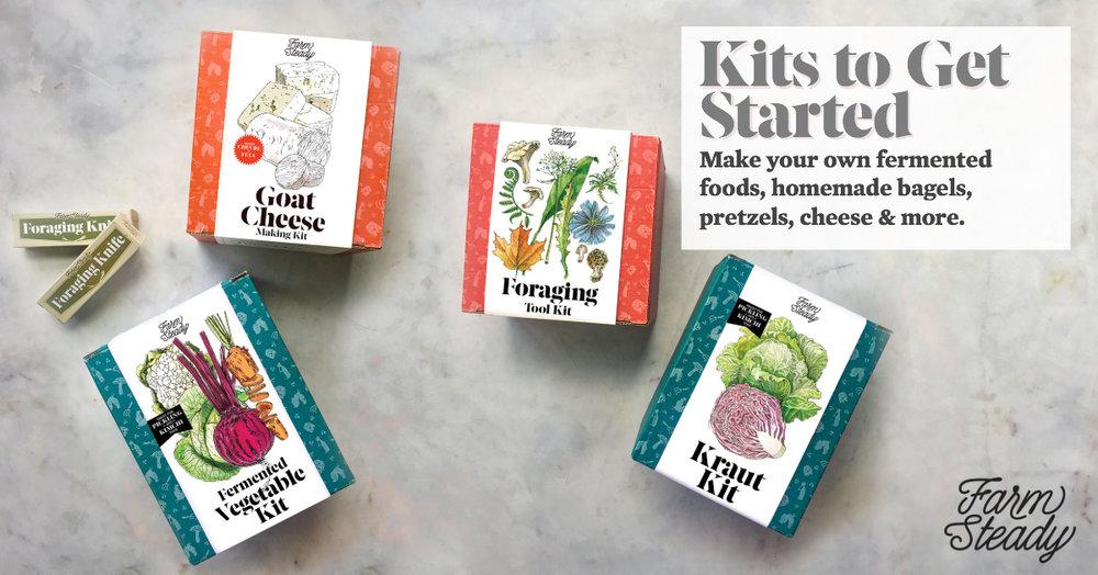 Shop FarmSteady Kits