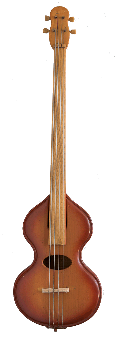 Spring Loaded Fretless Bass