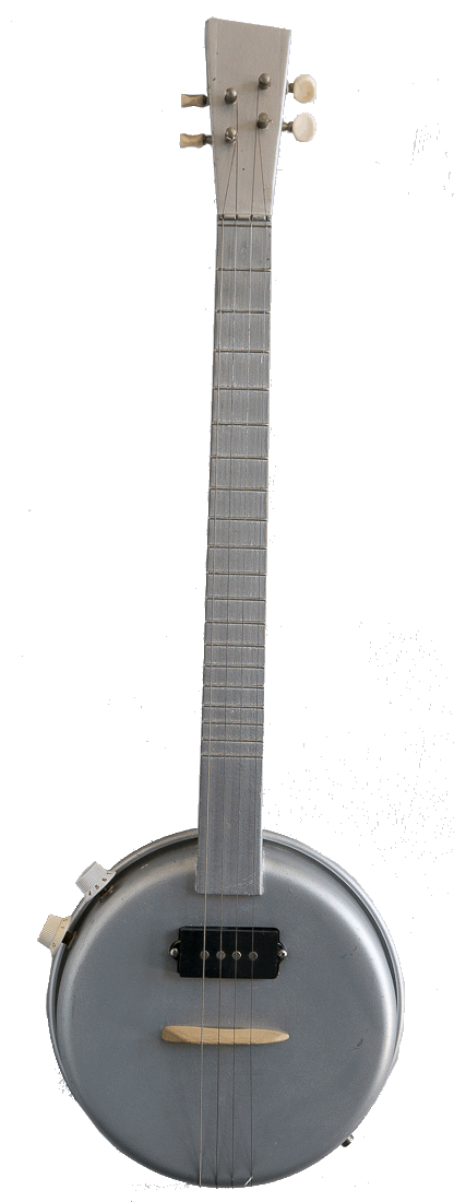 Four String Electric Banjo