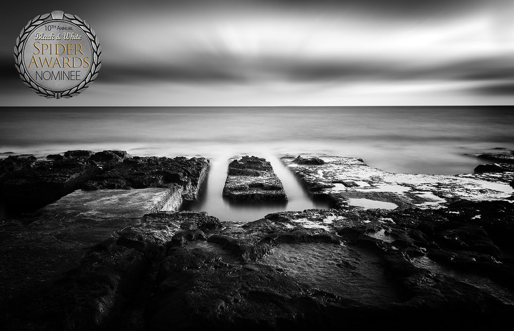 10th AnnualBlack & White Spider Awards - Nominee - Fine Art