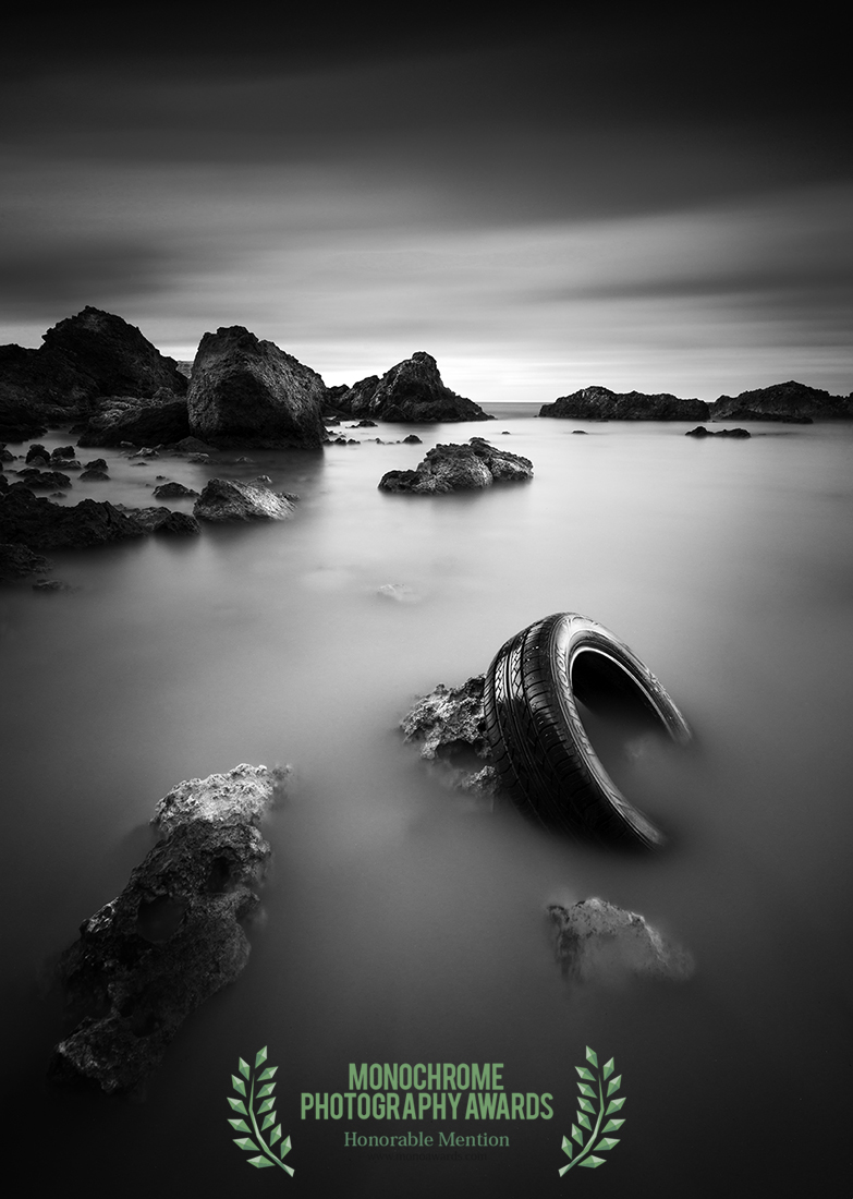 Monochrome Photography Awards 2017 - Honorable Mention - Fine Art