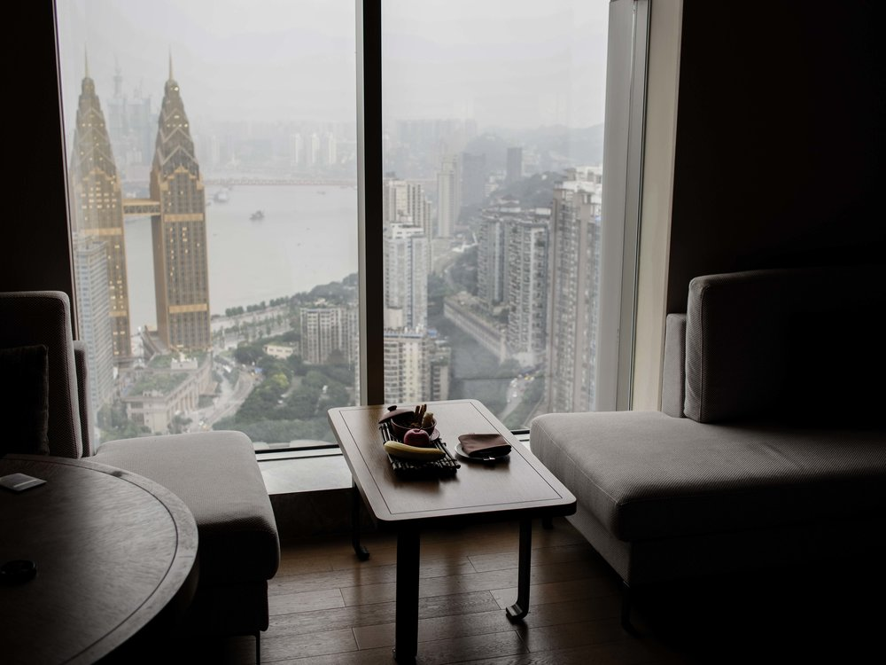 3. review: Marriott Chongqing -
