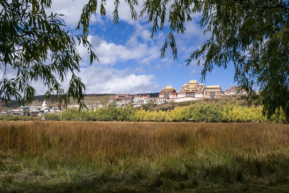 Ganden Sumtseling Monastery