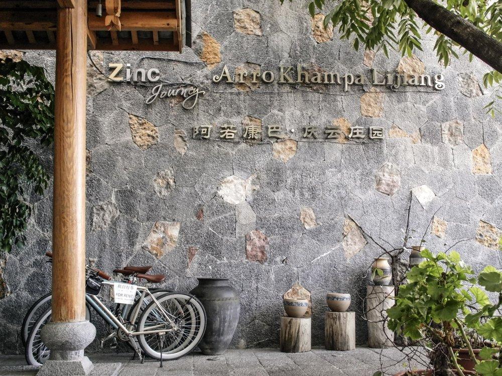 Arro Khampa Lijiang