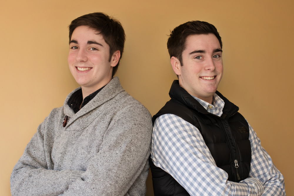 Nick & Jeff - After Orthodontic Treatment
