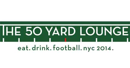 The 50 Yard Lounge Logo