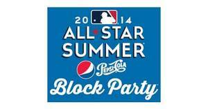 All Star Summer Block Party Logo case study