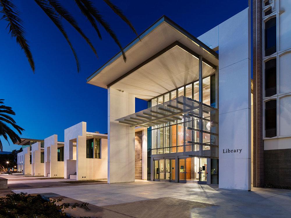 UC Santa Barbara Davidson Library