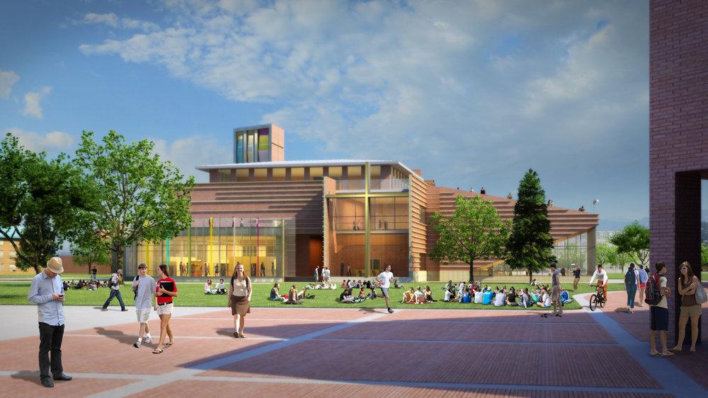 Gonzaga University Student Center