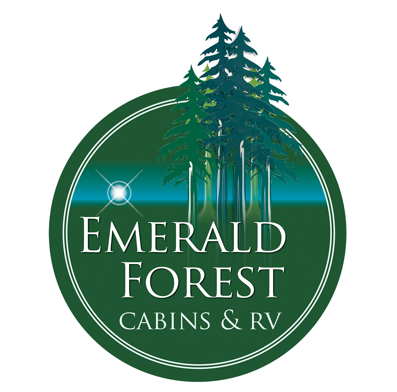Emerald Forest Cabins Amp Rv