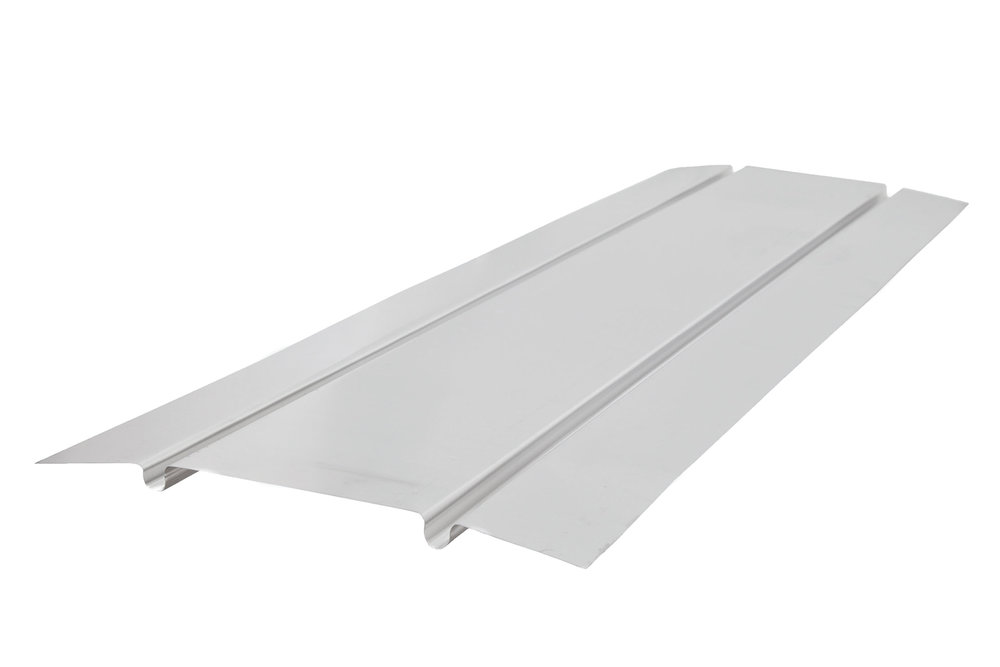 Underfloor heating diffuser plate