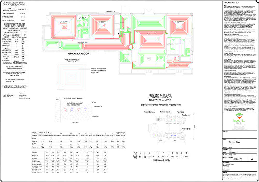 If you click on the image above you can see the detailed technical plan in PDF