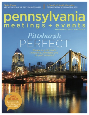 Pennsylvania Meetings + Events Magazine   Travel Directors: A Meeting Planner's Secret Weapon  By Jeffrey Cesari  Summer 2014
