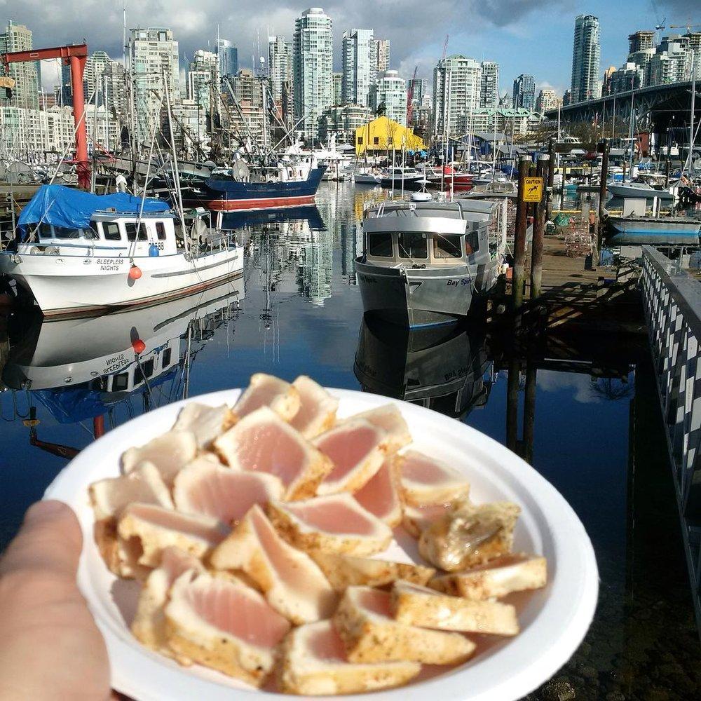 Wild Haidacore (Premium Northern Caught Albacore)
