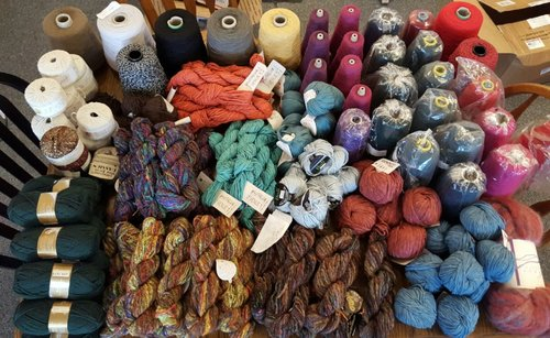 Commercial yarn