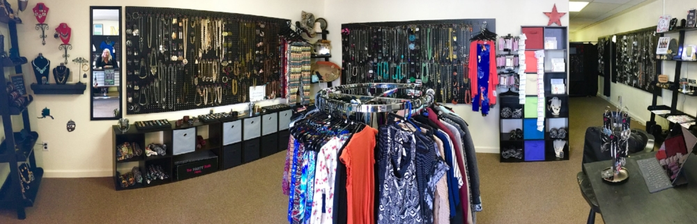 Jewelry, lipstick, leggings, and variety await at  The BoM!