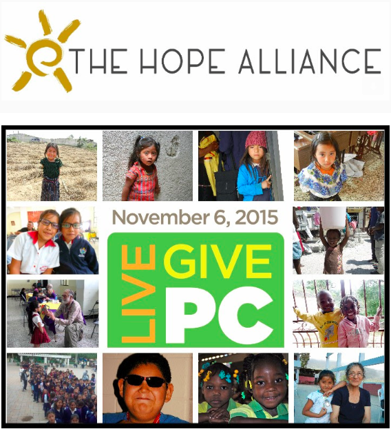 Live PC Give PC + The Hope Alliance — Blakemore Real Estate