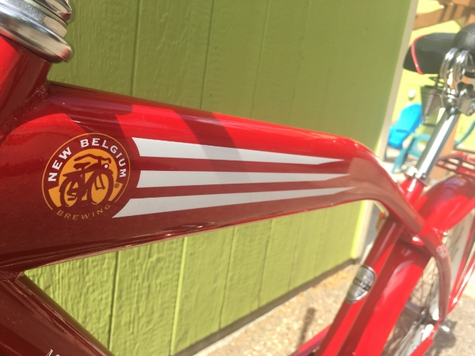 New Belgium cruiser 2007-Remington Flats Hotel