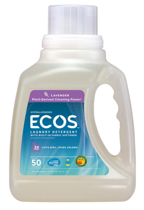 Pure and Simple - Made with plant-derived cleaning agents, ECOS™ is the green that really cleans. Our formulas are extraordinarily effective for removing dirt yet gentle on people, pets, and the planet.