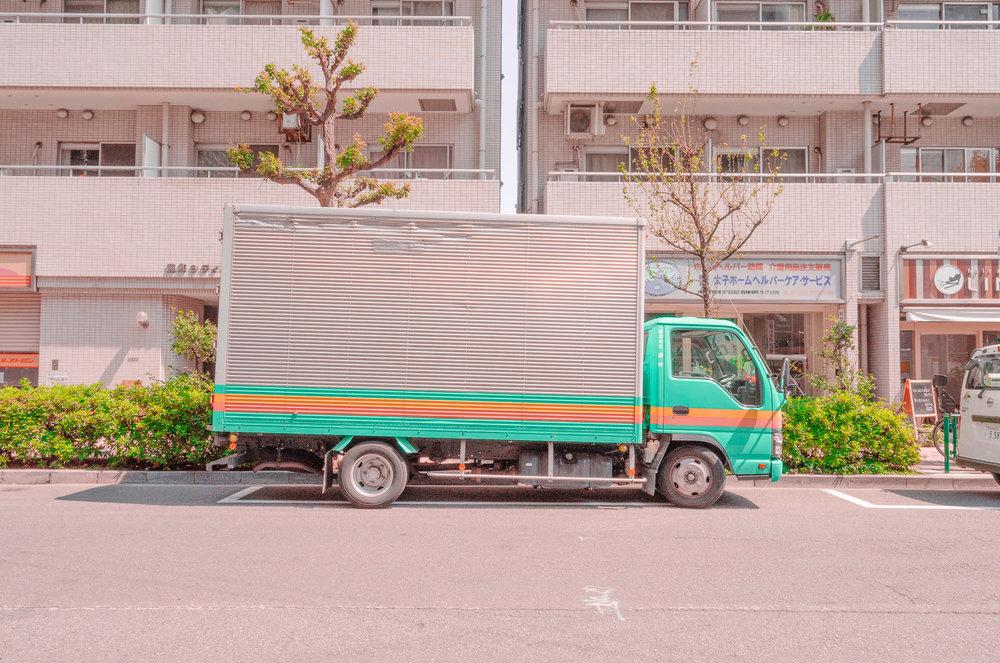 Japan #4, 2016