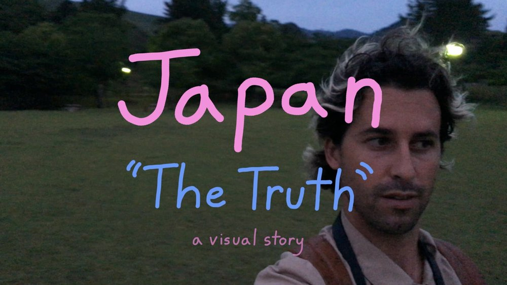"Japan ""The Truth"""