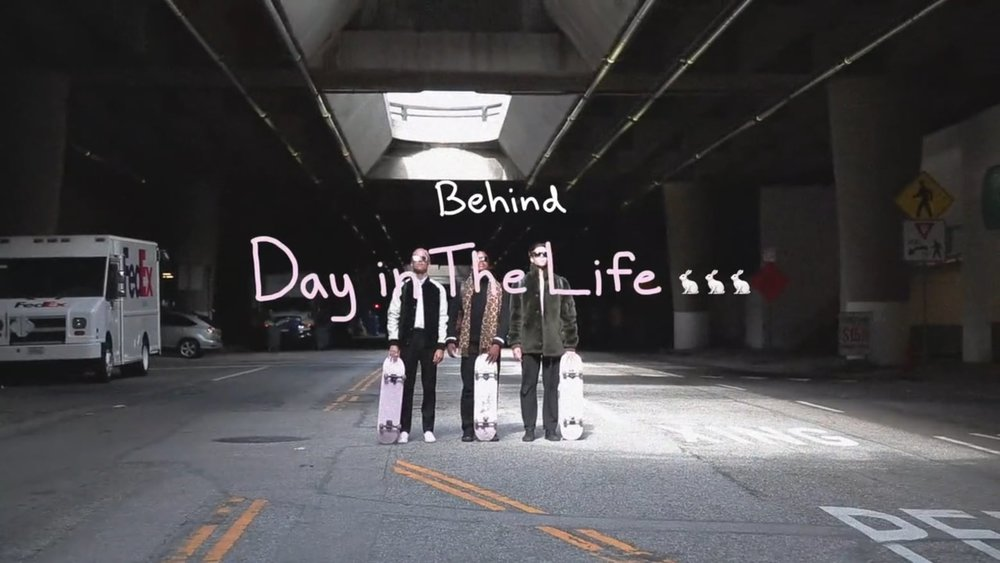 Behind Day in The life