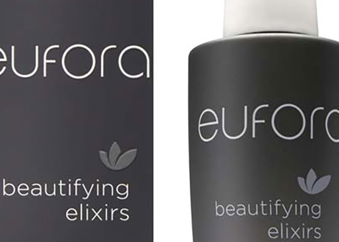 EUFORA   In a category that's crowded with brand promises, the Eufora voice stands out as honest, real and personal. It takes its cues from the vision of the company founders, Don and Beth Bewley, who, in 1997, started a hair care company built on a foundation of passion, integrity and caring. Today, all Eufora products meet the most rigorous standards in formulation, utilizing  Certified Organic Aloe along with nearly 75 different natural plant extracts and essential oils, all of which are classified as renewable resources and considered biodegradable. Eufora is where beauty  lives.