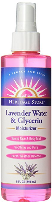 Copy of LAVENDER WATER & GLYCERIN
