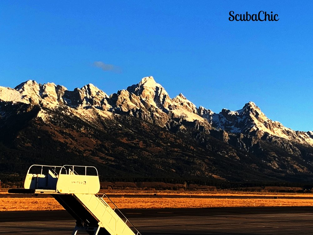 From Jackson Hole Airport